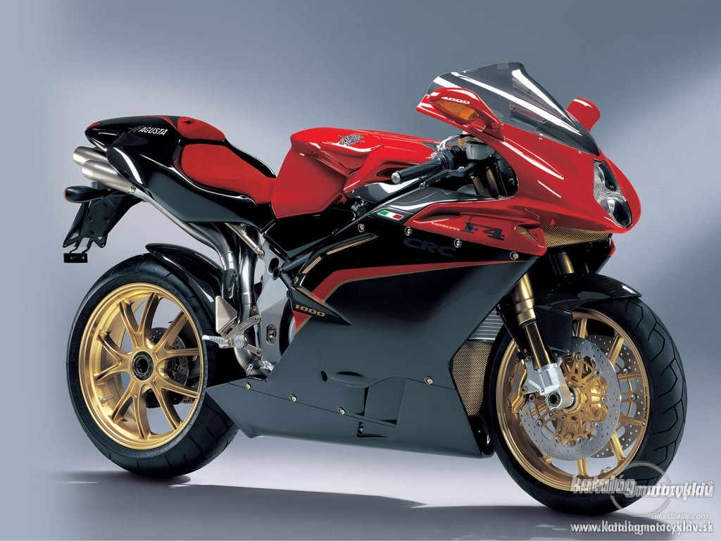 Beautiful Bikes Mv Agusta F4 1000 R