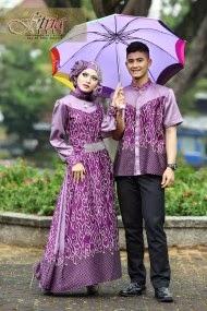 Model Baju Muslim Couple Formal