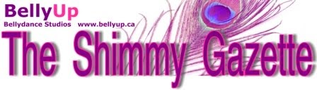BellyUp's Shimmy Gazette