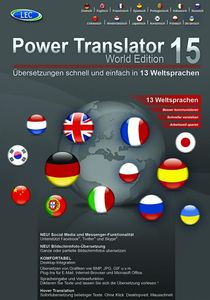 Power Translator 15 Full Serial Number