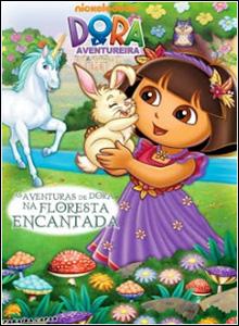 Download Dora a Aventureira: As Aventuras de Dora na Floresta Encantada Dublado DVDRip 2012