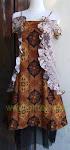 Dress Remaja Batik