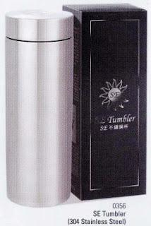 SE Stainless Steel Tumbler Energi Air Minum Anda