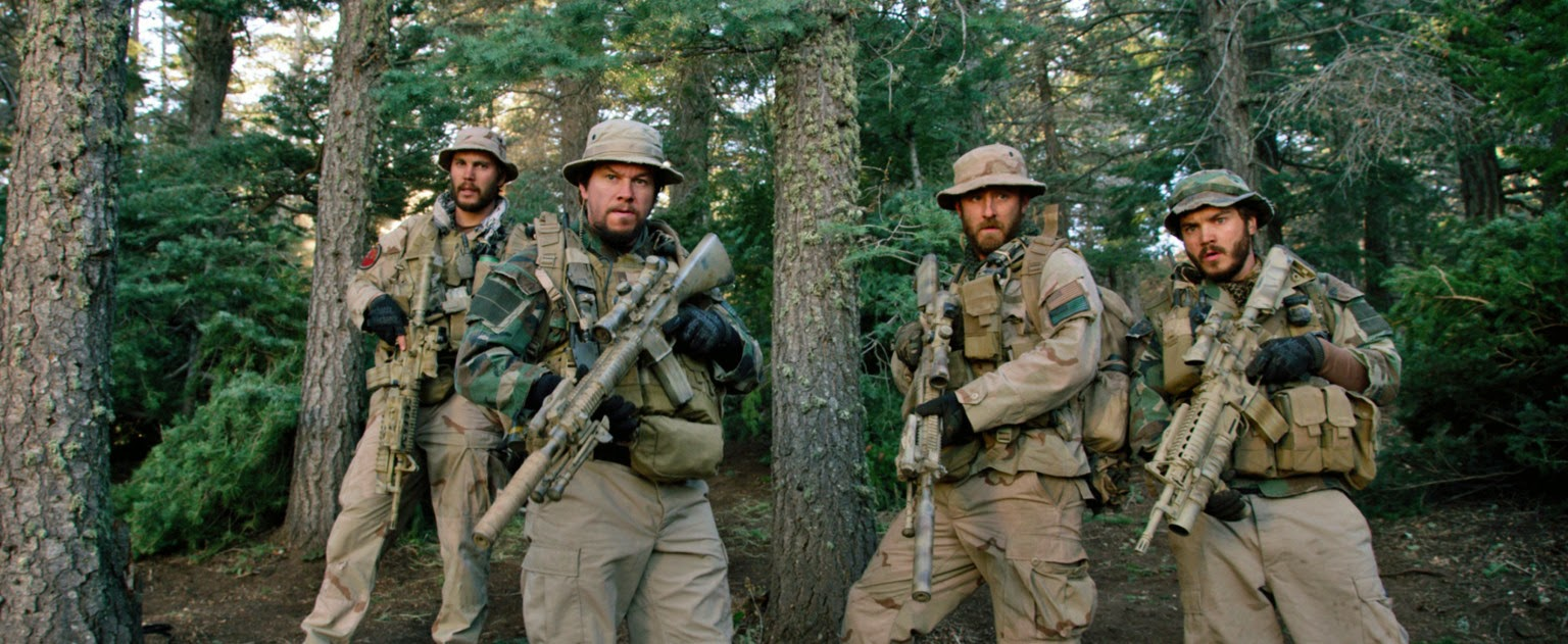 "On ""Lone Survivor"""
