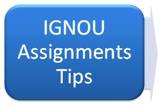 Ignou assignment help