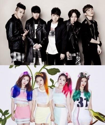SM Vs YG: WINNER And Red Velvet Both Debuting In August