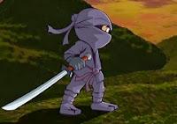 Dövüşçü 3 Foot Ninja 2