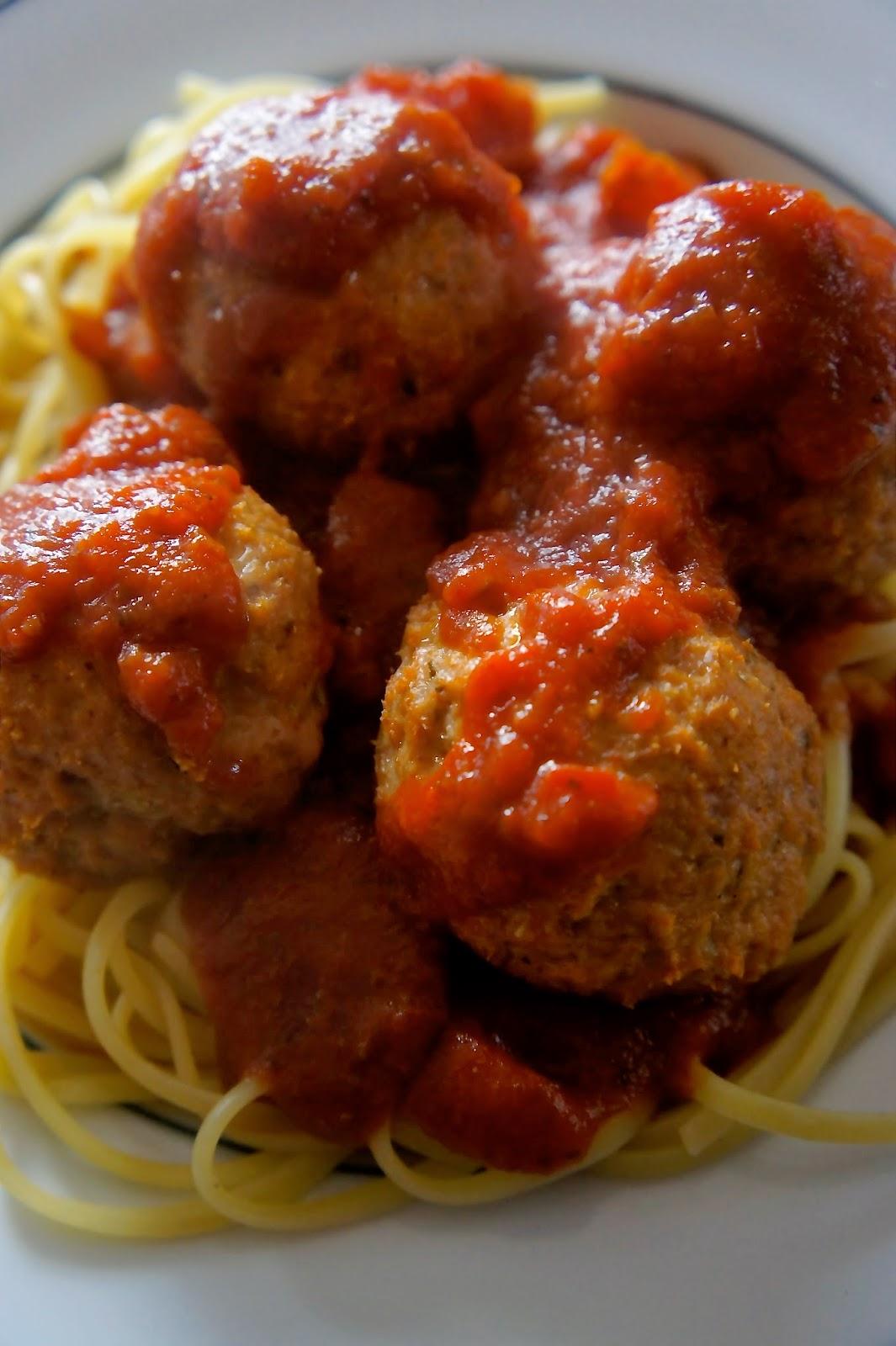 Italian Meatballs: Savory Sweet and Satisfying