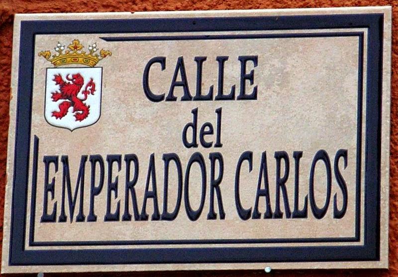 La Calle de todos los Carlos