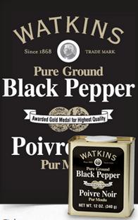 J.R Watkins Pepper