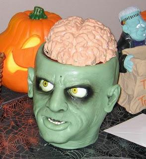 Bad Brains bandnaam idee - Marsepein brein