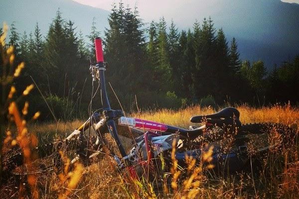 Hannah Barnes: Top To Bottom, Whistler Bike Park