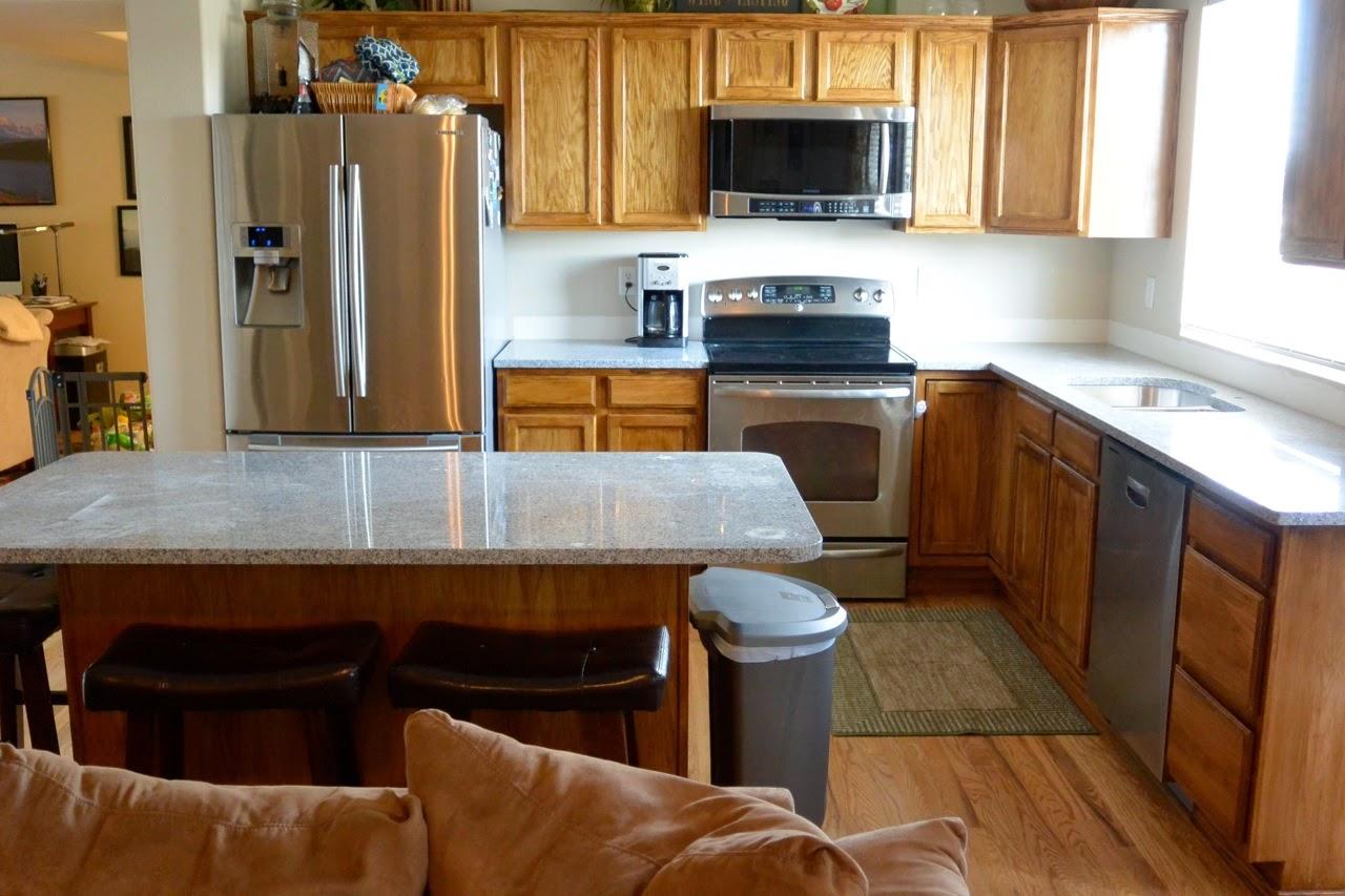 mixin 39 mom diy kitchen re do with subway tile backsplash