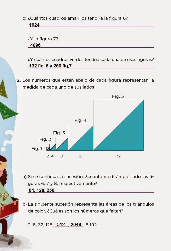 Sucesión con factor - Desafios matemáticos 4to Bloque 5 2014-2015
