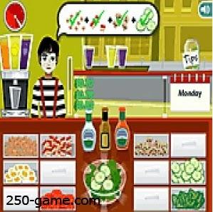 لعبة الطبخ 3