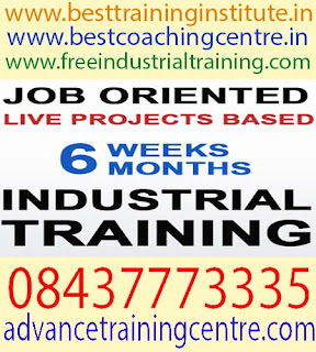 six Months Industrial Training in Panchkula