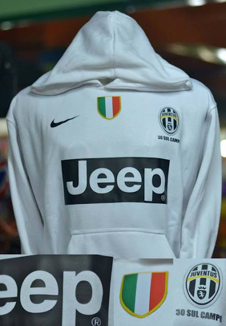 Jumper Hoodie Juventus