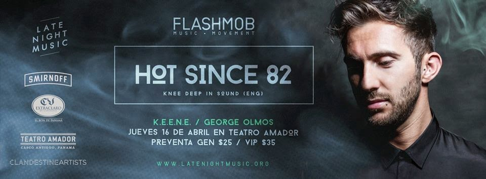 Hot Since 82 - Flashmob