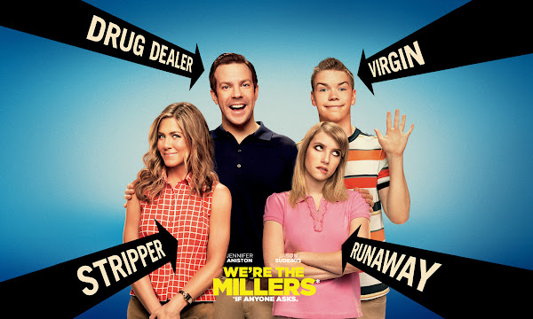 Nonton Online Film We're the Millers