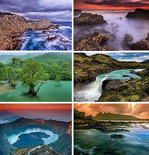 صور اجمل 50 مكان فى العالم