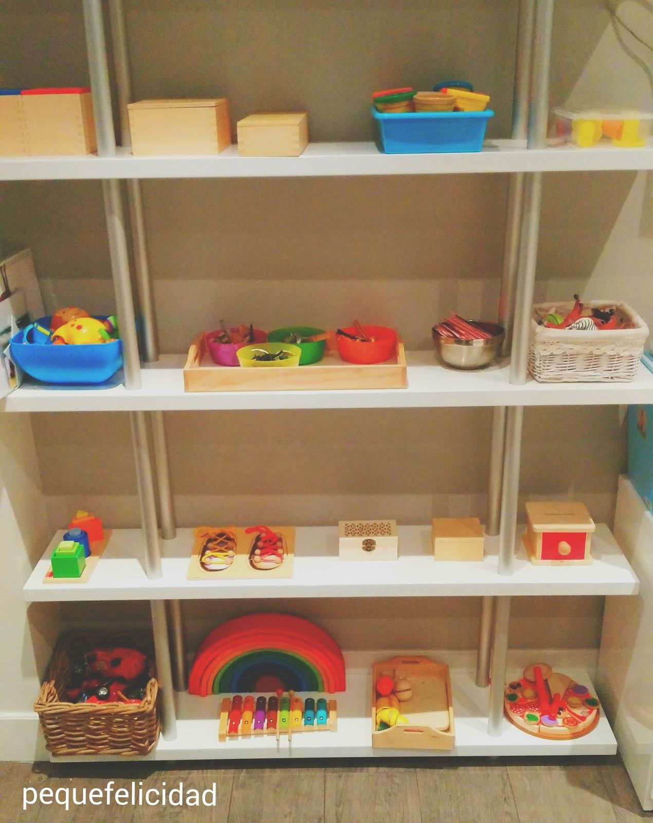 Pequefelicidad las claves para un buen ambiente preparado - Juegos de organizar casas ...