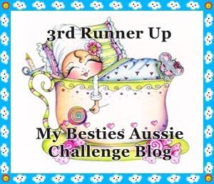 2 november 2020 3e runner up mybestiesaussie oktober