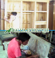 Proses Finishing Furniture Cat Duco Antirayap Dempul