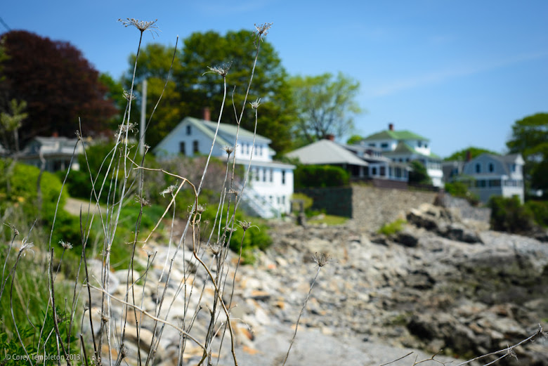 Peaks Island, Portland, Maine. Summer 2013. Photo by Corey Templeton.