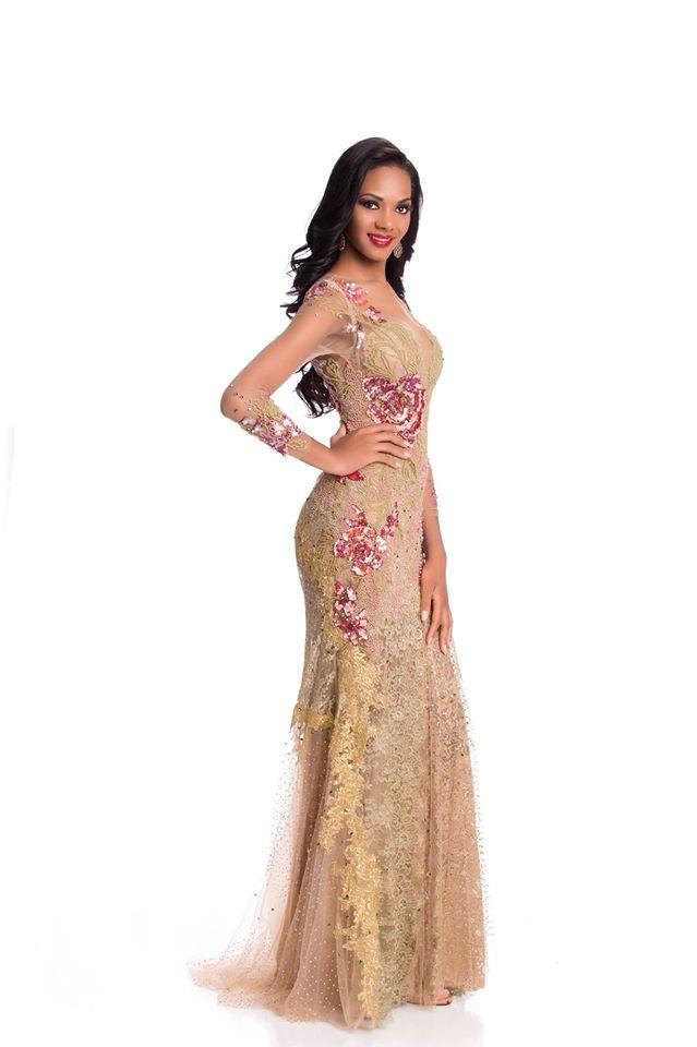 Miss Universe 2015 - Evening Gown Portrait
