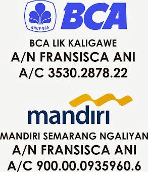 Rekening SGS Semarang