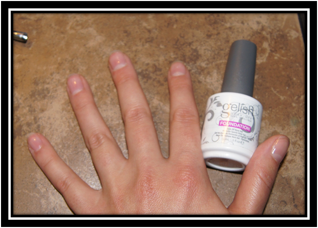 Infinitely Arly: Do It Yourself: At Home Gel Nails