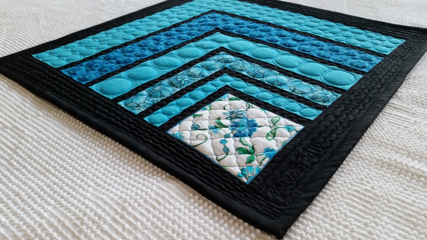 2015 Off Season 6 Project Quilting Challenge - July