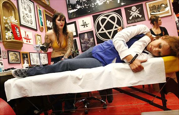 24 Hour Tattoo