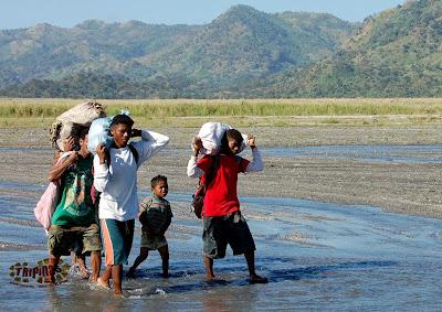 Pinatubo tribe aetas