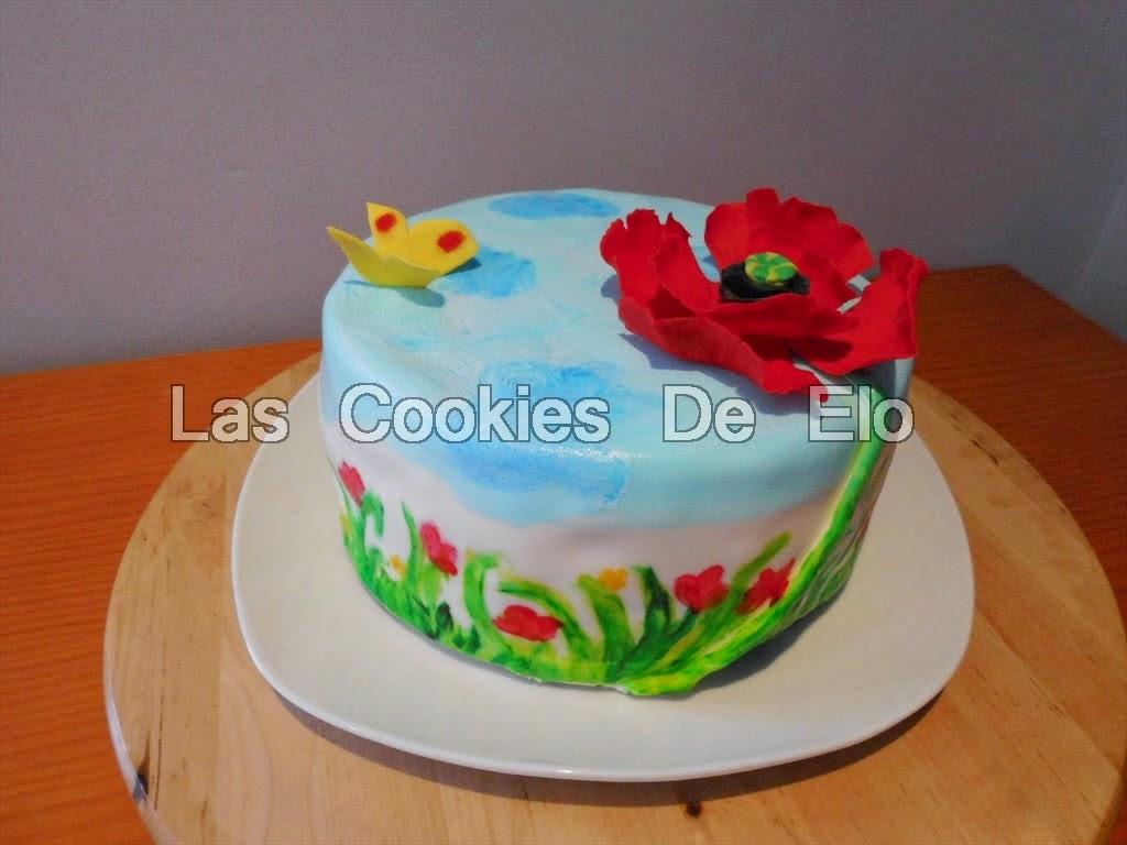 http://lascookiesdeelo.blogspot.com.es/2014/11/tarta-amapola-en-3d.html