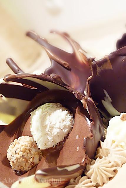 Ozdoby czekoladowe