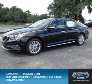 2015 Hyundai Sonata, Savannah Hyundai, Savannah Georgia, New Car Specials, Georgia Hyundai Dealerships