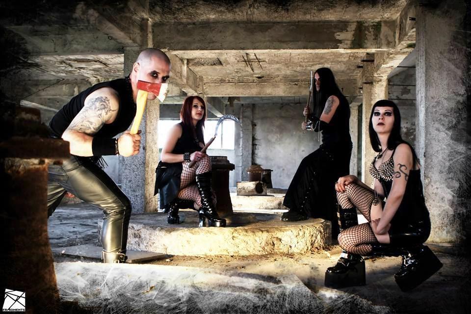Cruenta Lacrymis - band