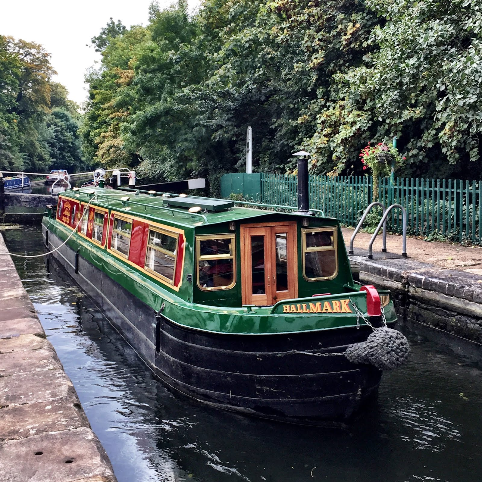 Hallmark at Cowley Lock