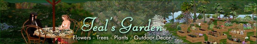Teal's Garden