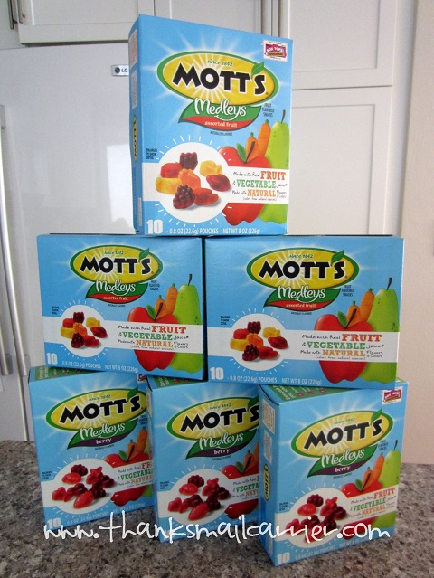 Mott's fruit snacks review