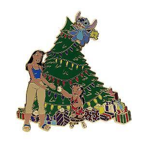 Lilo and Stitch Christmas