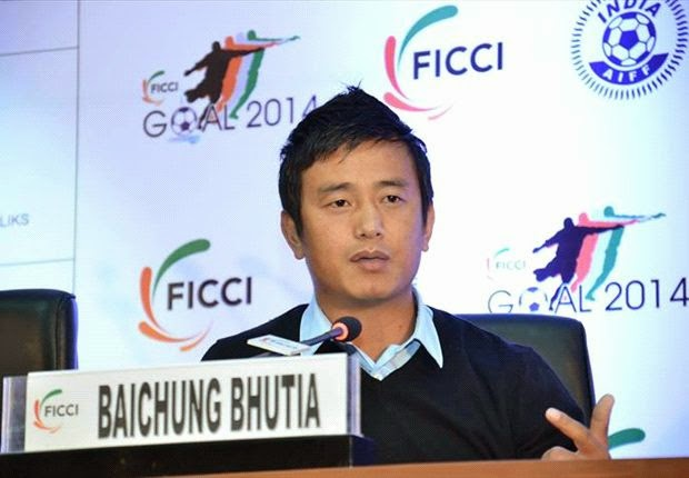 Bhaichung Bhutia has been inducted to the AFC's (Asian Football Confederation's ) Hall of Fame