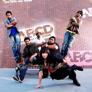 Prabhu Deva in 3D dance flick