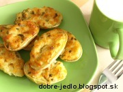 Bryndzové zemiaky - recept