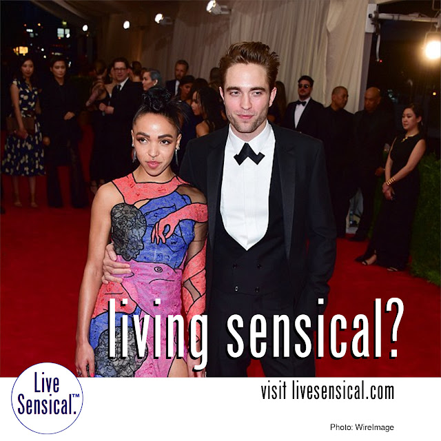 FKA Twigs, Robert Pattinson - may livesensical.com? Robert Pattinson played the supportive boyfriend on Friday as he headed up north to Manchester, England, to watch his girlfriend, singer FKA twigs, perform. With another tour date under her belt, the couple - who are rumoured to be engaged - were pictured leaving their city centre hotel early on Sunday morning.