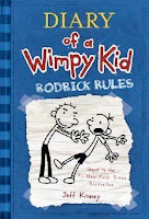 bookcover of Rodrick Rules (Wimpy Kid #2)by Jeff Kinney