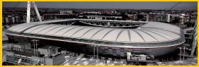 """Tutti gli Stadi della """"Juventus Football Club"""""""