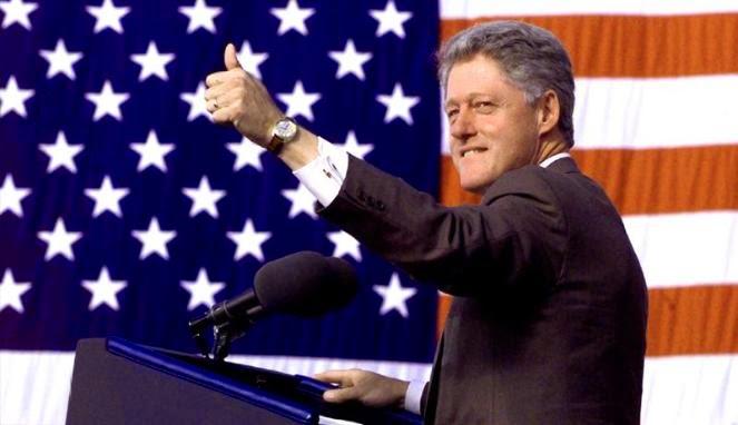 Allien ala Bill Clinton