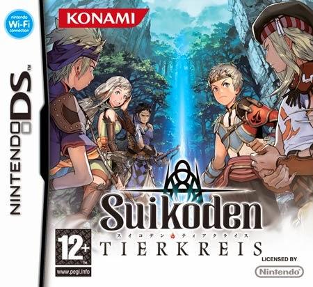 Suikoden Tierkreis (Multi5 Incluye Español) (Nintendo DS)